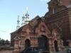 ворота Тихвинской церкви