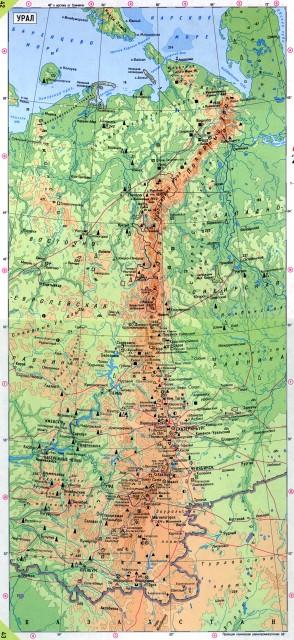 карта_Урала_karta_Urala