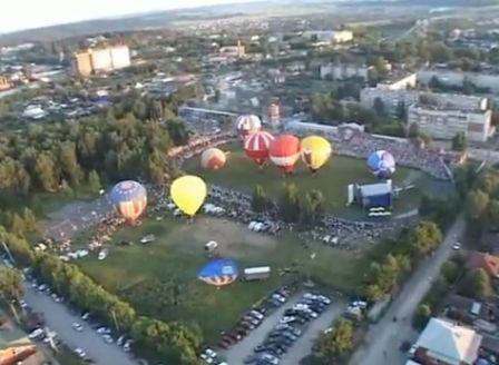 Фестиваль Небесная ярмарка Урала