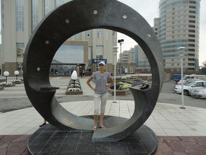 скульптура_Лента_Мебиуса_skulptura_lenta_mebiusa