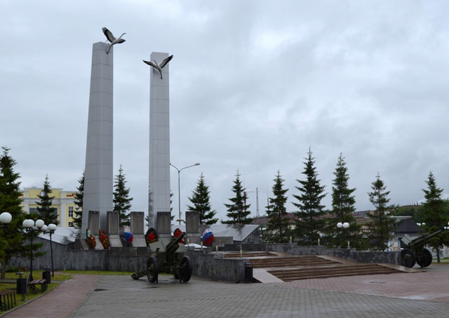 мемориал_Журавли_memorial_Zhuravli