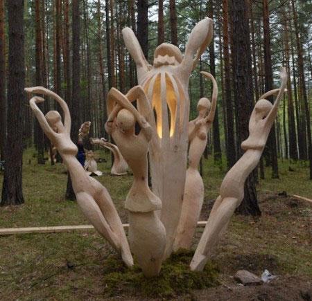 Тигровые_лилии_Tigrovyye_lilii