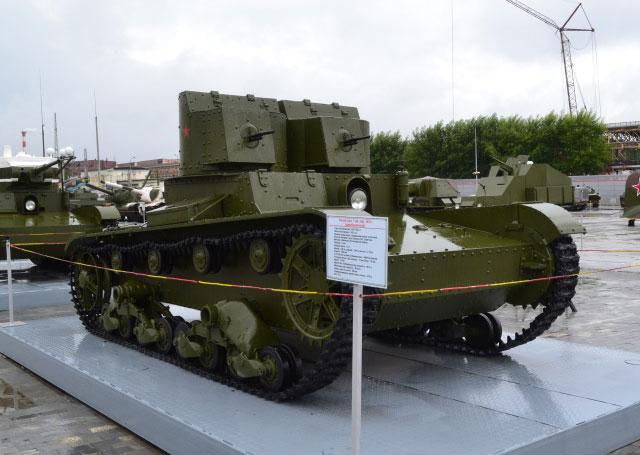 танк_Т-26_tank_T-26