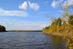 Киселёвское_водохранилище_Kiselevskoye_vodokhranilishche