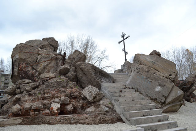 лестница_к_кресту_lestnitsa_k_krestu