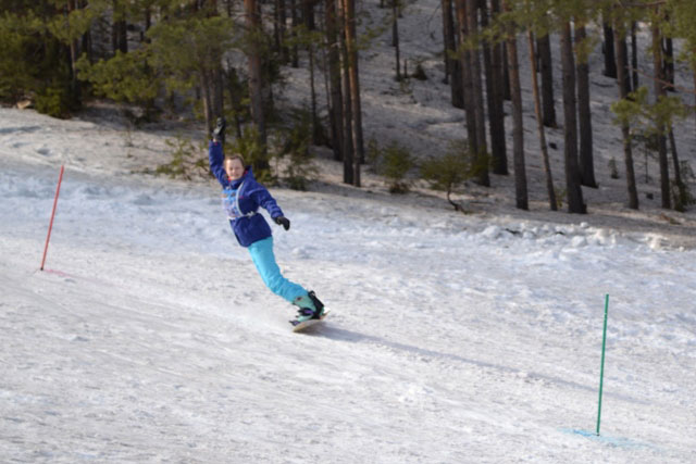 сноубордистка_snoubordistka