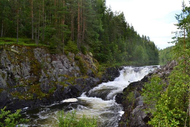 водопад_Кивач_vodopad_Kivach