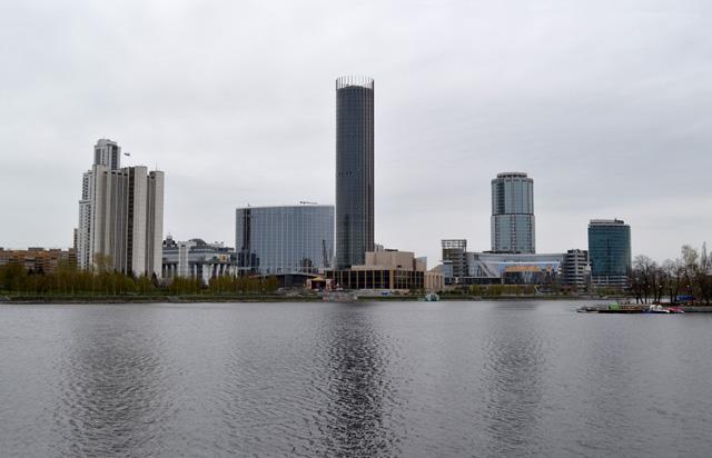 Екатеринбург-СИТИ_Ekaterinburg-SITI