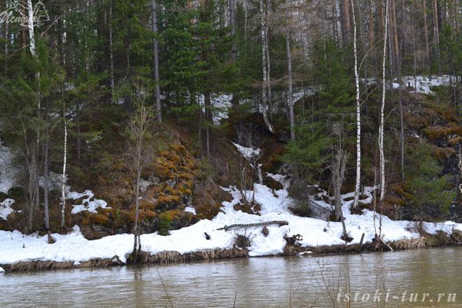 весенний_водопад_vesenniy_vodopad