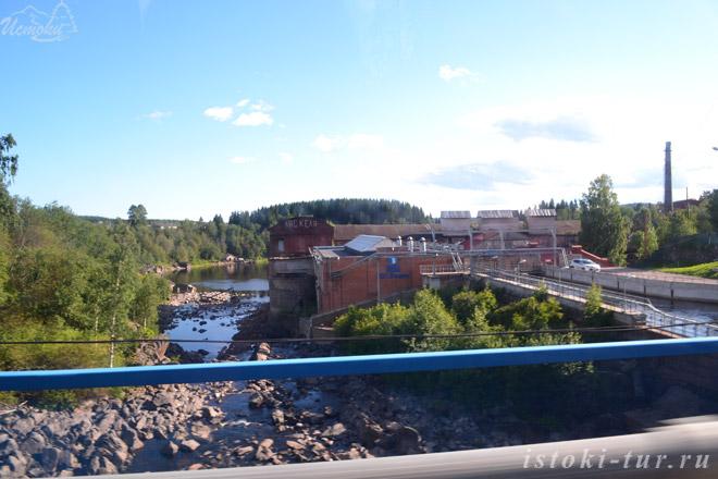 ГЭС_Ляскеля_GES_Lyaskelya
