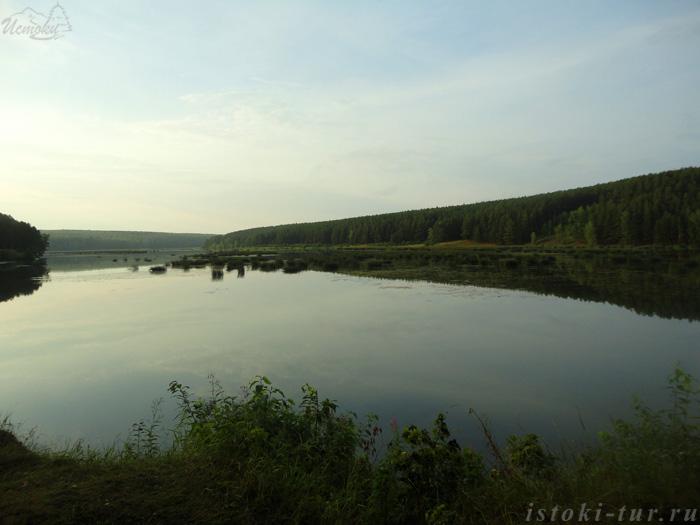 Мечетлинское_водохранилище_Mechetlinskoe_vodokhranilishche