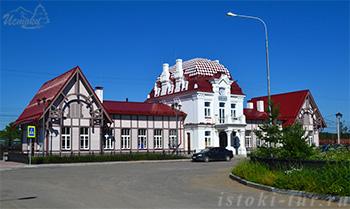 вокзал_Верхотурье_vokzal_Verkhotur'ye