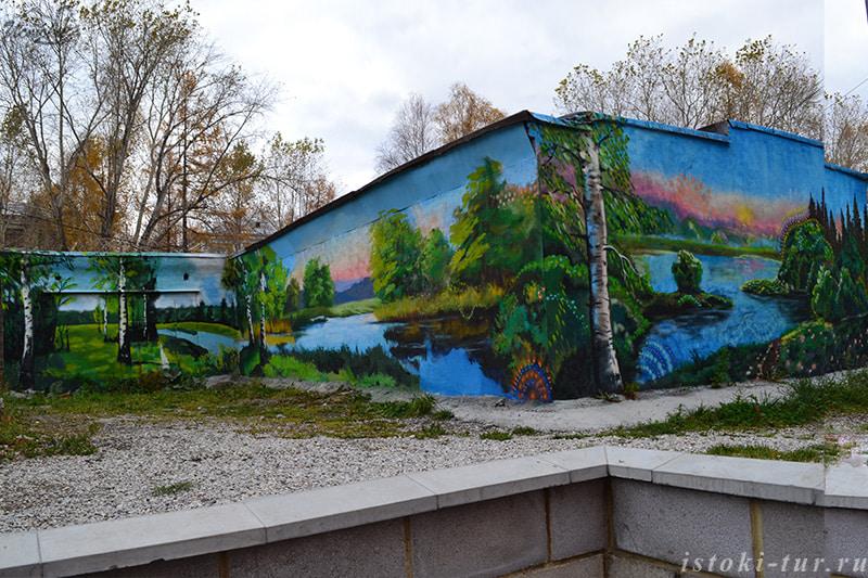 граффити-пейзаж_graffiti-pejzazh