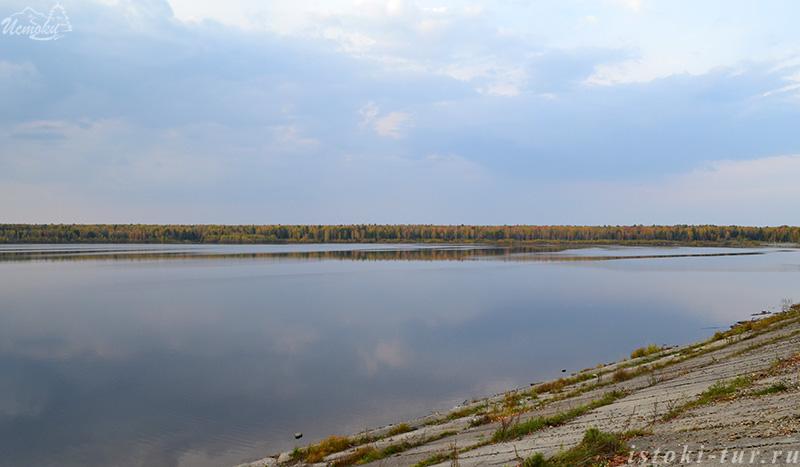 Киселёвское_водохранилище_Kiseljovskoe_vodohranilishhe