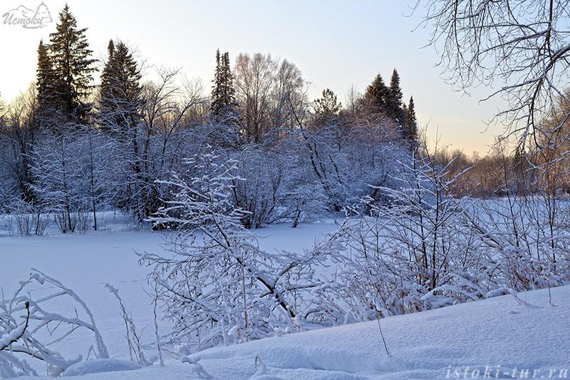 зима_в_парке_zima_v_parke