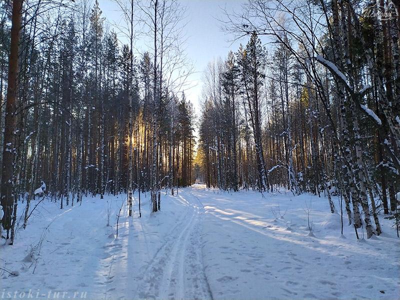 лыжня_lyzhnja