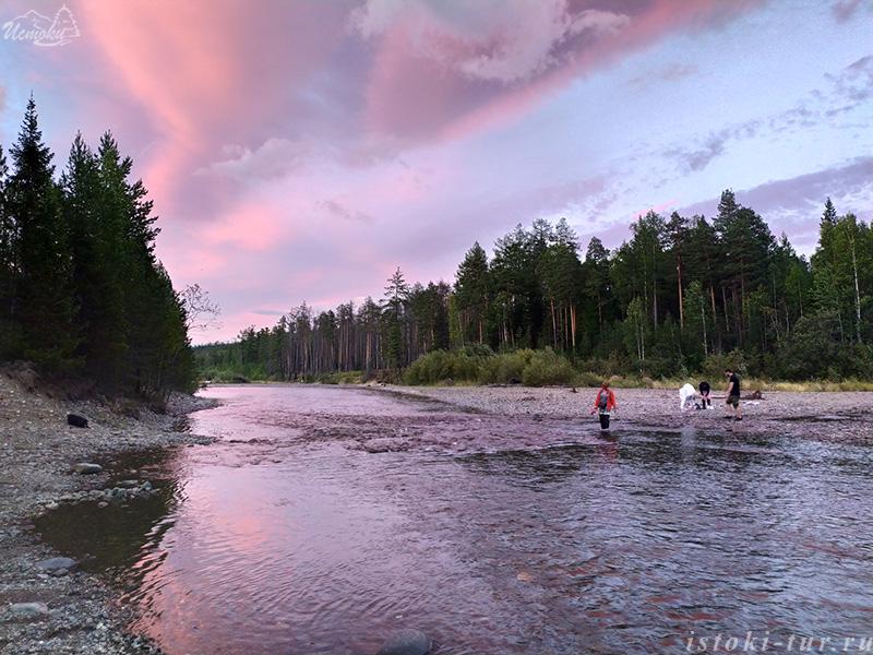 река_закат_reka-zakat